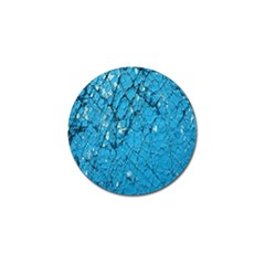 Surface Grunge Scratches Old Golf Ball Marker (4 Pack)