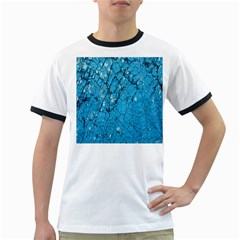 Surface Grunge Scratches Old Ringer T-Shirts