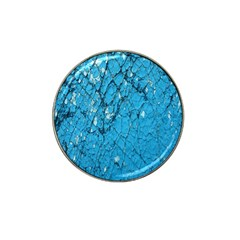 Surface Grunge Scratches Old Hat Clip Ball Marker