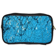 Surface Grunge Scratches Old Toiletries Bags 2-Side