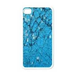 Surface Grunge Scratches Old Apple Iphone 4 Case (white)