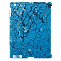 Surface Grunge Scratches Old Apple iPad 3/4 Hardshell Case (Compatible with Smart Cover)