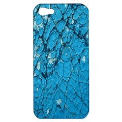 Surface Grunge Scratches Old Apple iPhone 5 Hardshell Case