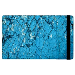 Surface Grunge Scratches Old Apple iPad 3/4 Flip Case