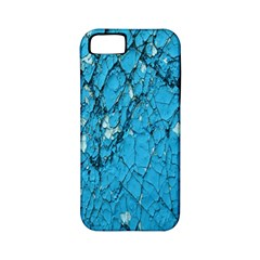 Surface Grunge Scratches Old Apple Iphone 5 Classic Hardshell Case (pc+silicone)