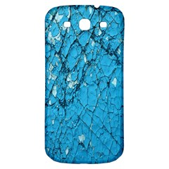 Surface Grunge Scratches Old Samsung Galaxy S3 S Iii Classic Hardshell Back Case
