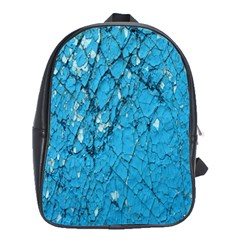 Surface Grunge Scratches Old School Bags (XL)