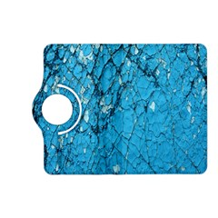 Surface Grunge Scratches Old Kindle Fire HD (2013) Flip 360 Case