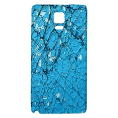Surface Grunge Scratches Old Galaxy Note 4 Back Case