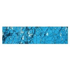 Surface Grunge Scratches Old Satin Scarf (Oblong)