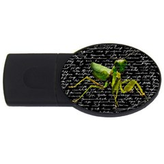 Mantis Usb Flash Drive Oval (2 Gb)