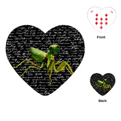 Mantis Playing Cards (Heart)