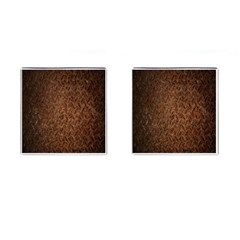 Texture Background Rust Surface Shape Cufflinks (square)