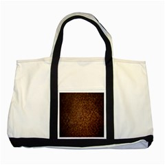 Texture Background Rust Surface Shape Two Tone Tote Bag