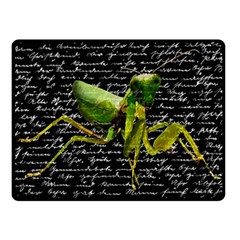 Mantis Fleece Blanket (Small)