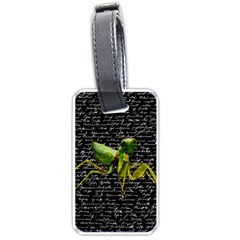 Mantis Luggage Tags (One Side)