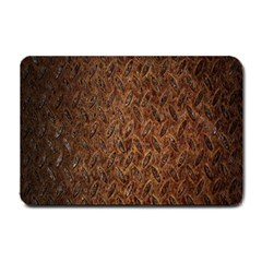Texture Background Rust Surface Shape Small Doormat