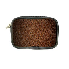 Texture Background Rust Surface Shape Coin Purse