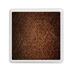 Texture Background Rust Surface Shape Memory Card Reader (square)