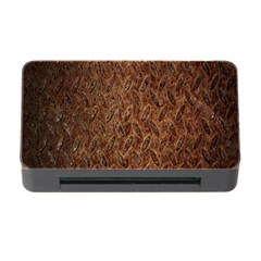 Texture Background Rust Surface Shape Memory Card Reader With Cf