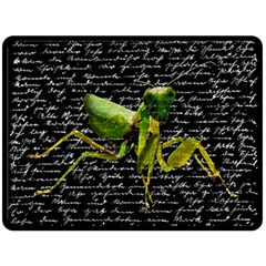 Mantis Double Sided Fleece Blanket (Large)
