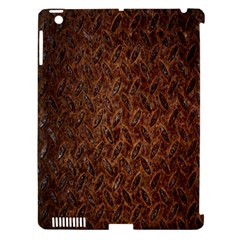 Texture Background Rust Surface Shape Apple iPad 3/4 Hardshell Case (Compatible with Smart Cover)
