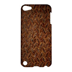 Texture Background Rust Surface Shape Apple iPod Touch 5 Hardshell Case