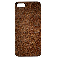 Texture Background Rust Surface Shape Apple iPhone 5 Hardshell Case with Stand