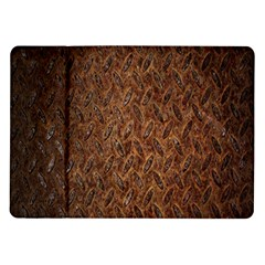 Texture Background Rust Surface Shape Samsung Galaxy Tab 10.1  P7500 Flip Case