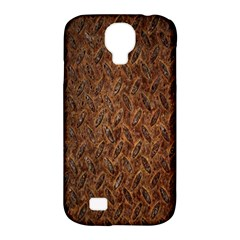 Texture Background Rust Surface Shape Samsung Galaxy S4 Classic Hardshell Case (PC+Silicone)