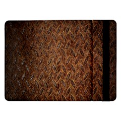 Texture Background Rust Surface Shape Samsung Galaxy Tab Pro 12.2  Flip Case