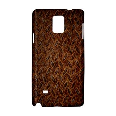 Texture Background Rust Surface Shape Samsung Galaxy Note 4 Hardshell Case