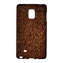 Texture Background Rust Surface Shape Galaxy Note Edge
