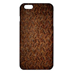 Texture Background Rust Surface Shape iPhone 6 Plus/6S Plus TPU Case