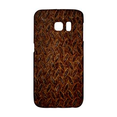 Texture Background Rust Surface Shape Galaxy S6 Edge