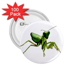 Mantis 2.25  Buttons (100 pack)