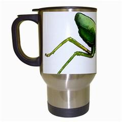Mantis Travel Mugs (White)