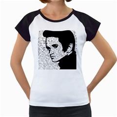 Elvis Women s Cap Sleeve T