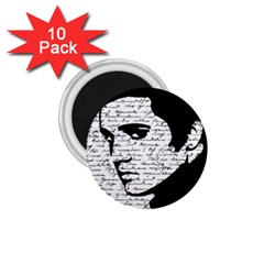 Elvis 1.75  Magnets (10 pack)