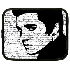 Elvis Netbook Case (XXL)