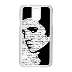 Elvis Samsung Galaxy S5 Case (White)