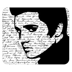 Elvis Double Sided Flano Blanket (Small)