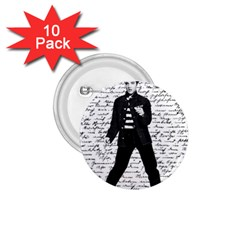 Elvis 1.75  Buttons (10 pack)