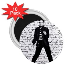 Elvis 2.25  Magnets (10 pack)