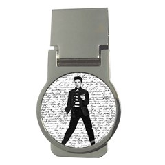 Elvis Money Clips (Round)