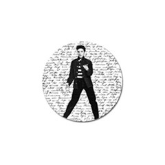 Elvis Golf Ball Marker (4 pack)