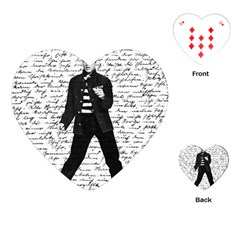Elvis Playing Cards (Heart)