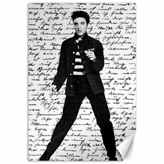 Elvis Canvas 12  x 18
