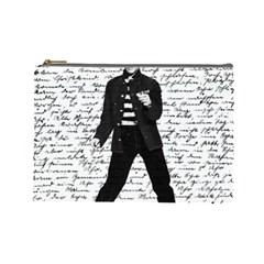 Elvis Cosmetic Bag (Large)