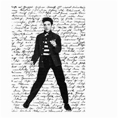 Elvis Small Garden Flag (Two Sides)